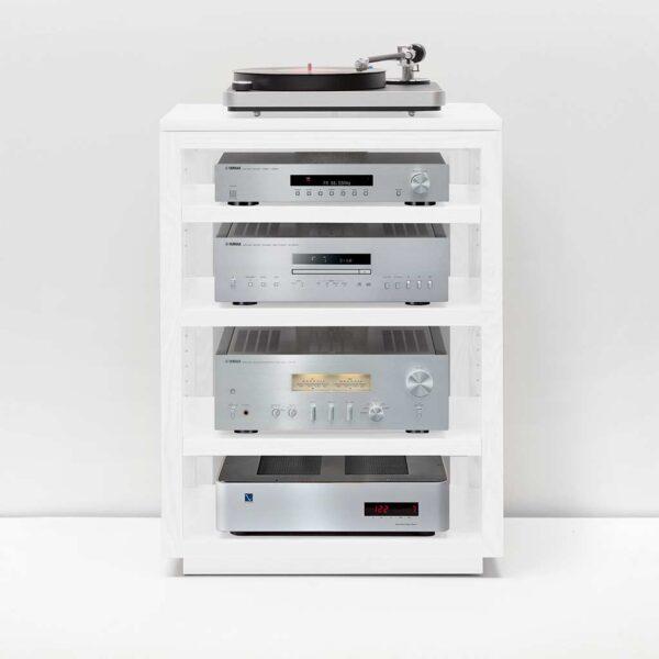 Dovetail Audio Rack