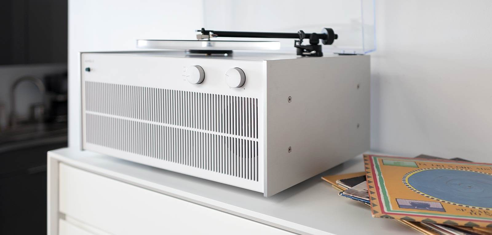 Modern Record Player Vinyl